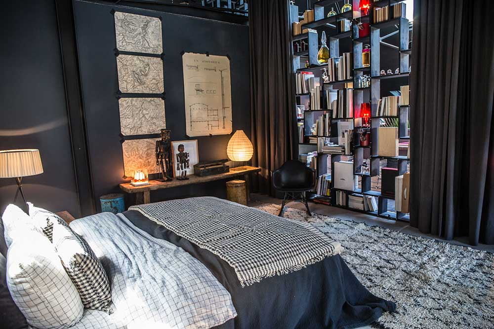 loft saint malo architecture int rieure. Black Bedroom Furniture Sets. Home Design Ideas
